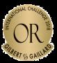 Gilbert&Gaillard Médaille d'Or 2018