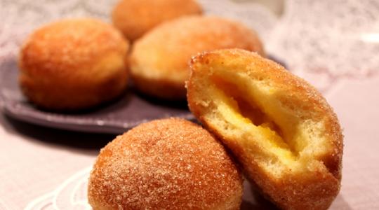 Les beignets de mardi gras terres des templiers - Recette beignet levure de boulanger ...