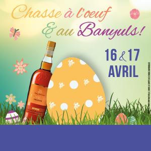 Pâques : Terres des Templiers organise une chasse à l'œuf et au Banyuls !